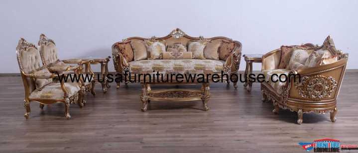 St. Germain Sofa Set