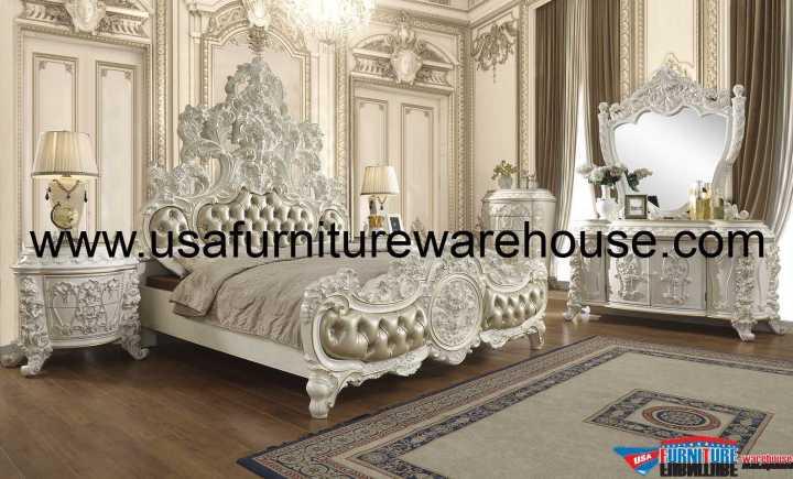 Homey Design HD-1806 Bedroom Set