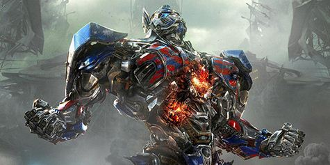 The Transformers The Last Knight