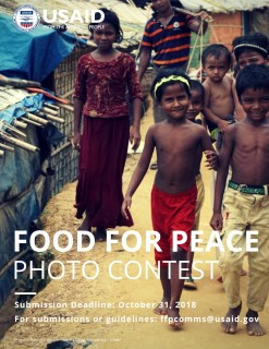 Food for Peace Photo Contest