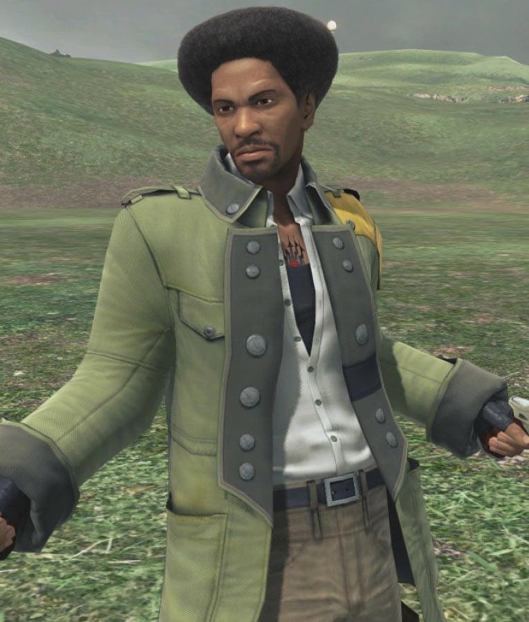 Final Fantasy 13 Sazh Katroy Jacket