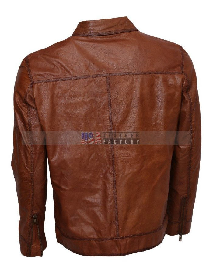 Simple-Brown-Waxed-Men-Leather-Jacket--hot-Sale-now