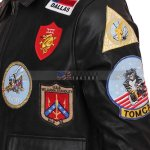Top Gun Tom Cruise Pete Maverick Jacket