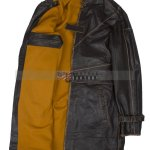 watch dogs aiden pearce leather coat costume Sale Free Shipping
