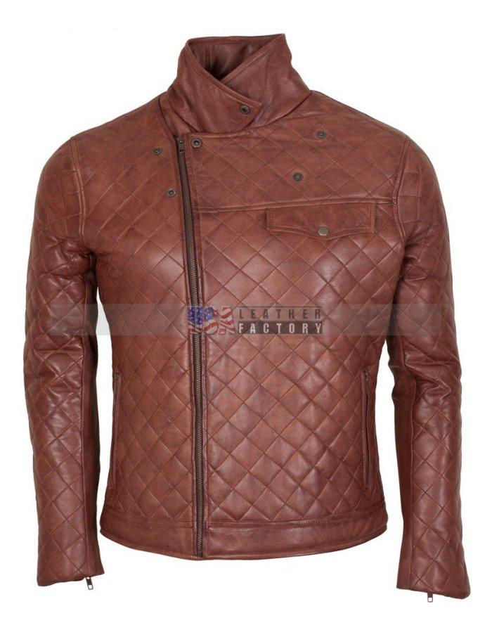 Soft Biker Leather Jacket