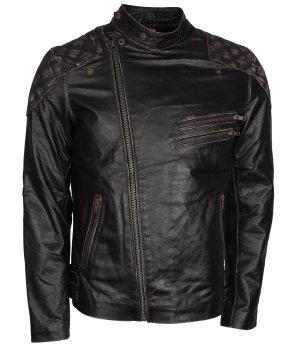Bikers Skull Leather Jacket