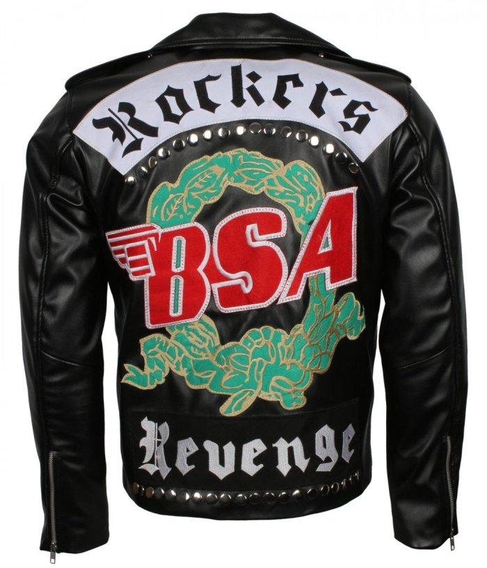George Michael Leather Jacket