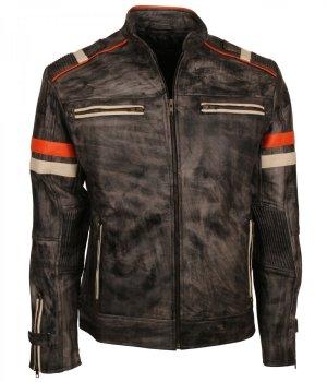 Retro Vintage Distressed Jacket