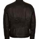 Road Rebel Mens Black Motorcycle Jacket