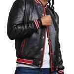 Motorhead Live To Sin Leather Black Jacket Sale