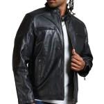 Riding Skeleton Boda Biker Leather Jacket Sale