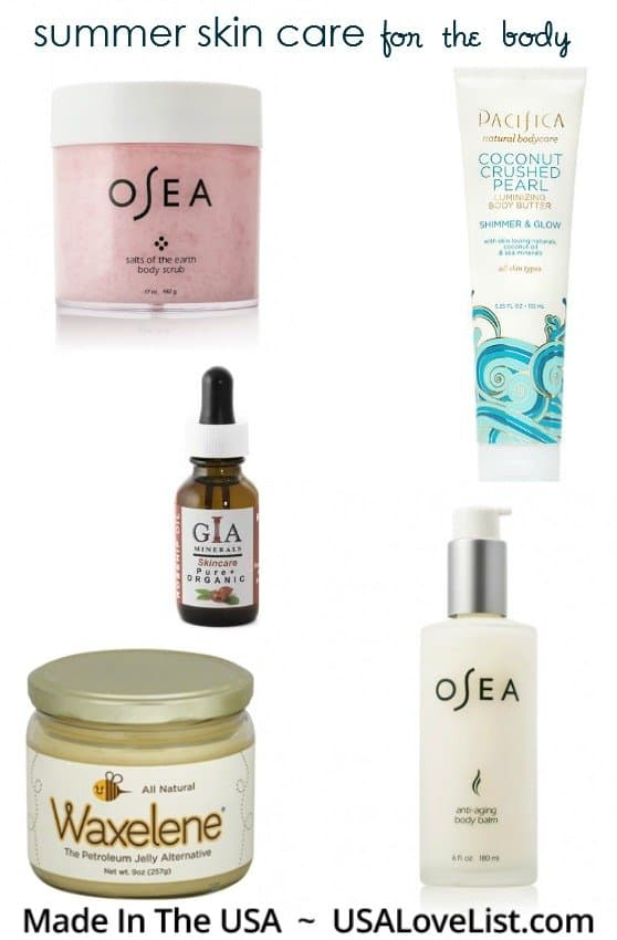 Usa Skin Care Products