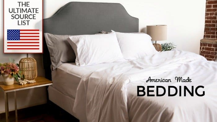 buy bedding made in usa the ultimate