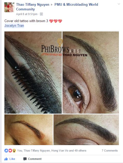 Microblading Course Schedules - USA PhiAcademy Beauty School