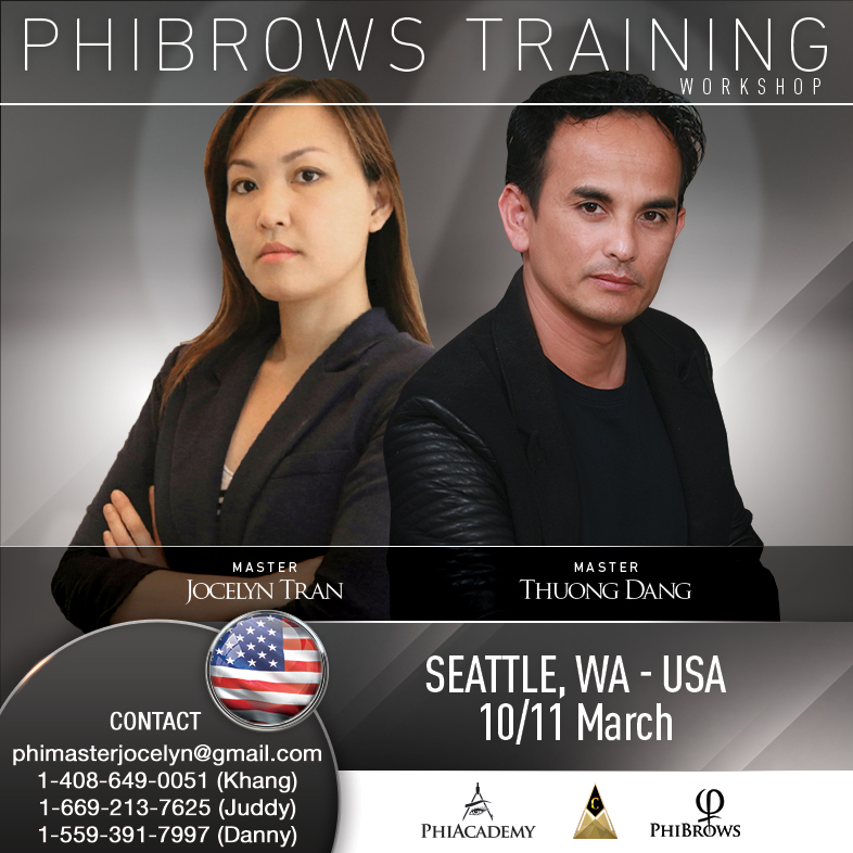 phibrows microblading seattle wa march 10 11 usa phiacademy