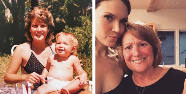 Mandy Moore Mother