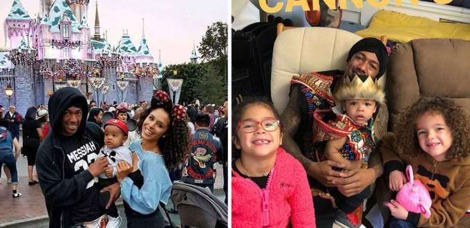 Nick Cannon Family Members and Net Worth