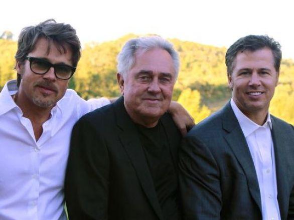 Brad Pitt Family, Brother