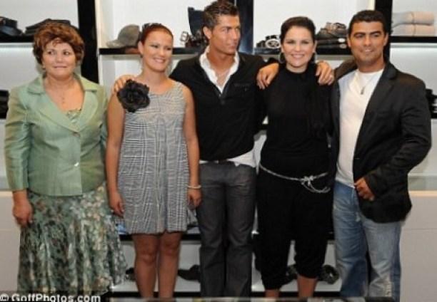 Cristiano Ronaldo Family, Education, Biography and Career 2019