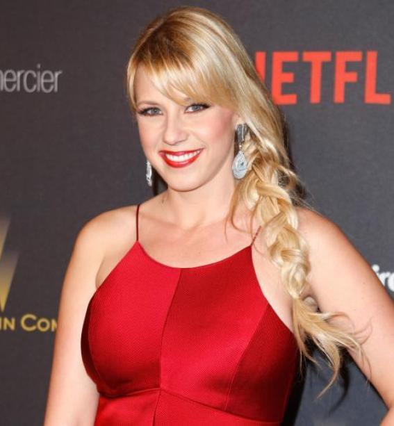 Jodie Sweetin Weight Height Age Career And Net Worth 2019