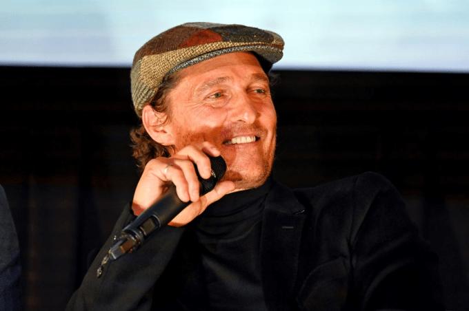Matthew McConaughey Net Worth 2020