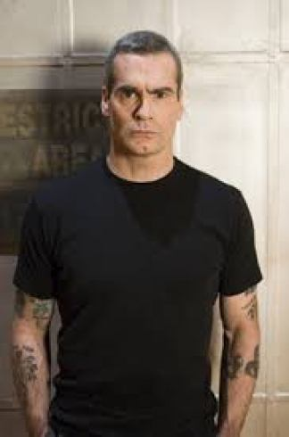 Henry Rollins Height