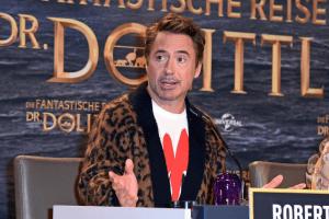 Robert Downey Net Worth