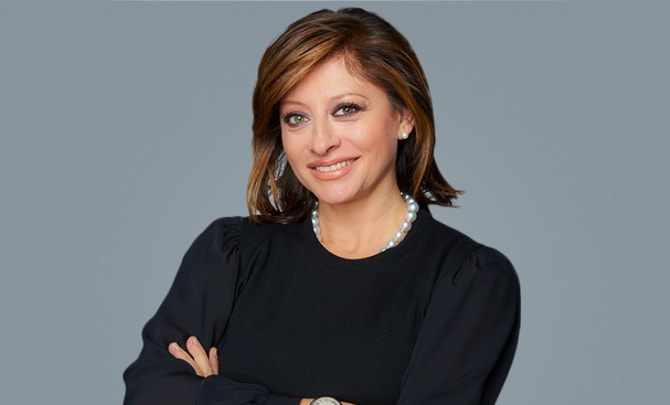Maria Bartiromo Net Worth