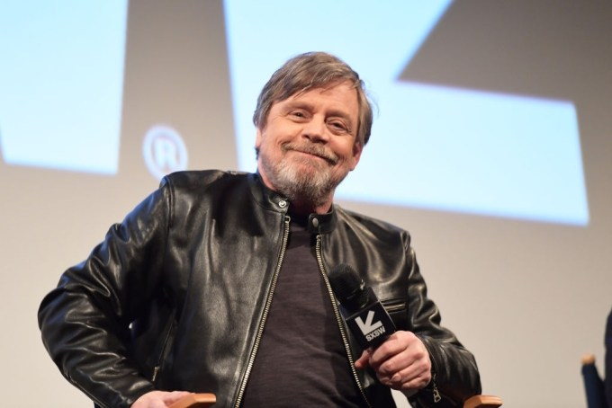 Mark Hamill Net Worth