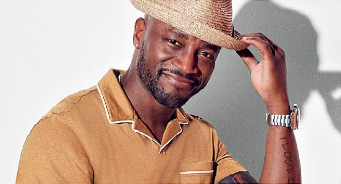 taye diggs height and weight