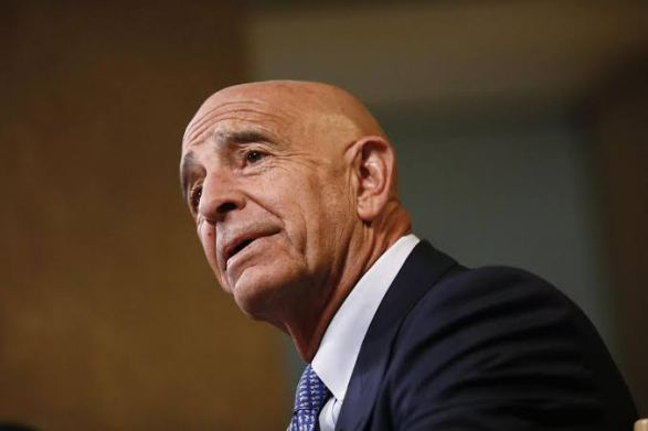 Tom Barrack Net Worth