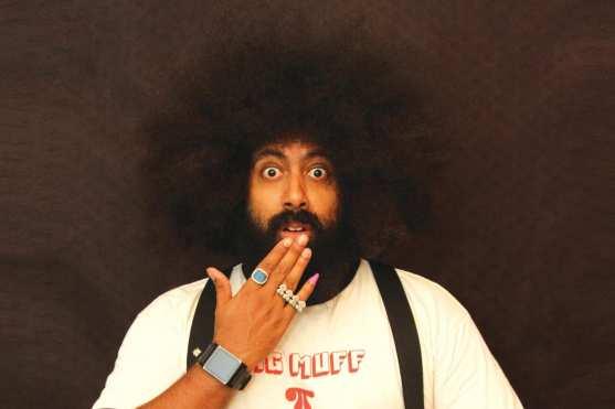 Reggie Watts Net Worth 2019