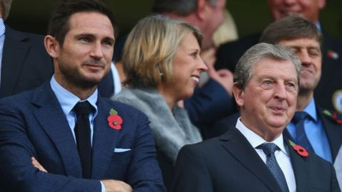 Roy Hodgson says Lampard managerial potential is never in doubt