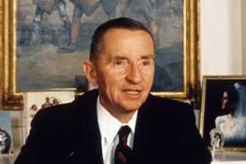 Ross Perot Net Worth