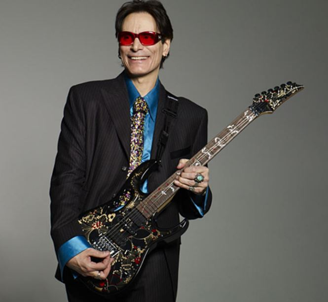 Steve Vai Net Worth 2020, Biography, Education and Career