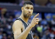 Tim Duncan Net Worth 2020, Biography, Education and Career.