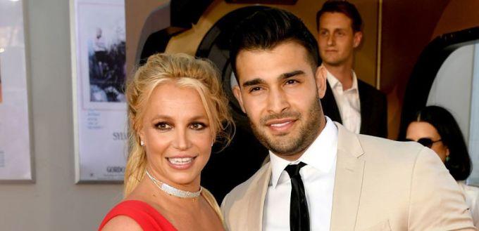 Britney Spears Family