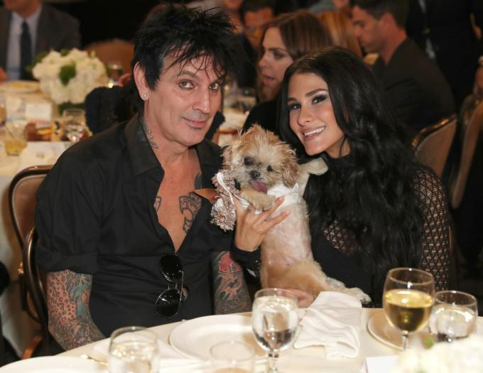 Tommy Lee Family