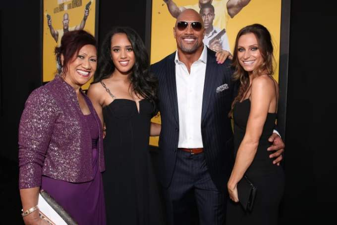 Dwayne Johnson Family 2020, Biography, and Current Net Worth