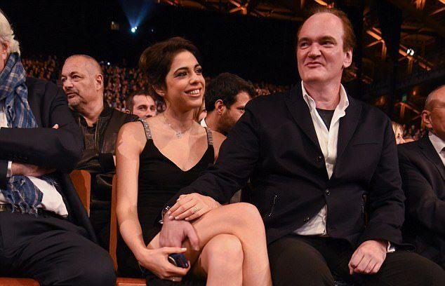 Quentin Tarantino Family