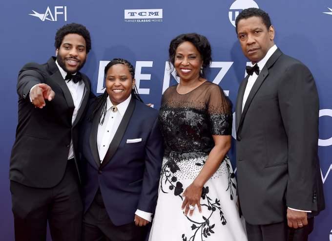 Denzel Washington Family