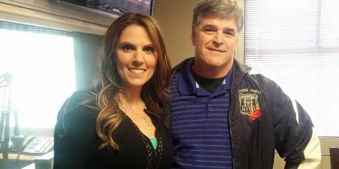 Sean Hannity Family