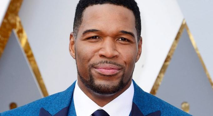 Michael Strahan Family