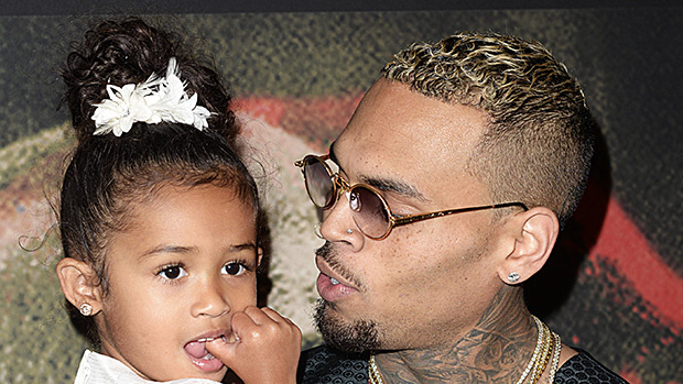 Chris Brown Family