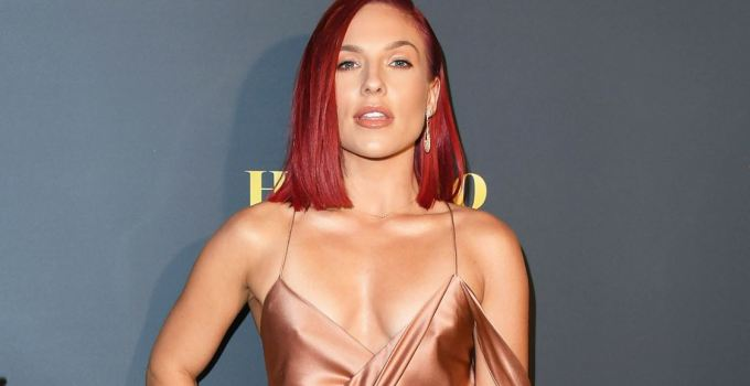 Sharna Burgess Career, Relationship, Award and Net Worth 2020