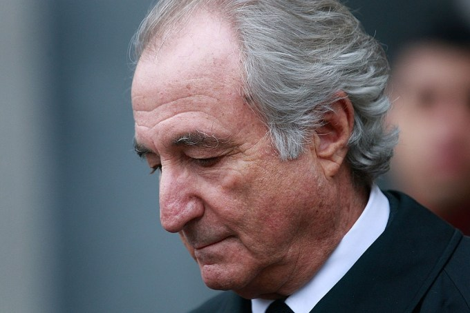 Bernard Madoff Net Worth