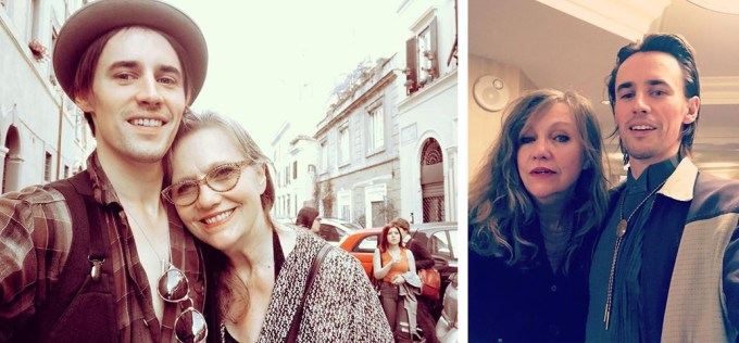 Marti Heil-Carney (mother)