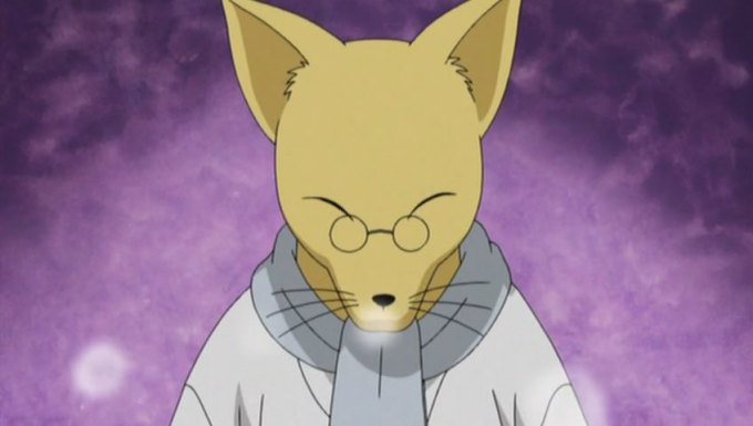 Anime kitsune