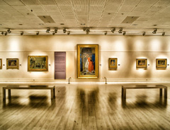gallery lighting and your art