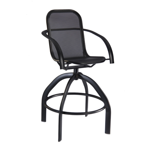 Homecrest Florida Mesh High Back Swivel Rocker 2f900